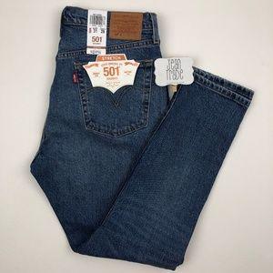 LEvi's 501 Skinny Leg Jeans RARE